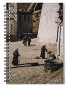 Tibet 2x2x2 By Jrr Spiral Notebook