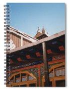 Tibet Potala Palace 8 Spiral Notebook