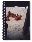 Tibet Sera Debate Spiral Notebook