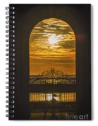 Ticket To Paradise  Spiral Notebook
