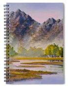 Tidal Flats Spiral Notebook