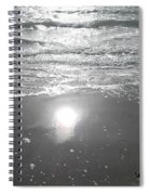 Tide Waits For No One Spiral Notebook