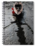 Tide's Out 1 Spiral Notebook
