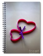 Tied To You Spiral Notebook
