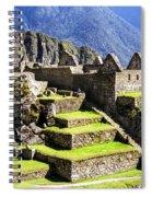 Tiers Spiral Notebook