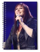 Singer Tiffany Spiral Notebook