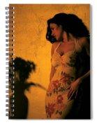 Tiffany Vase Spiral Notebook