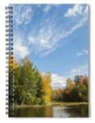 Tiffin Fall Spiral Notebook