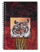 Tiger 2 Spiral Notebook