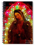 Tijuana Mary Spiral Notebook