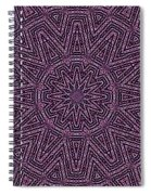 Tile Mosaic-142 Spiral Notebook