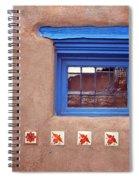 Tiles Below Window Spiral Notebook