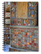 Tilework At The Castle Spiral Notebook