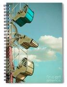 Tilt And Twirl Spiral Notebook