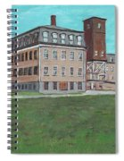 Tilton Boot And Shoe Company Spiral Notebook