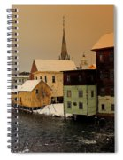 Tilton On The Winnipesaukee Spiral Notebook