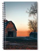 Timber Avenue Crib 3 Spiral Notebook