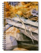 Timber Tumble Spiral Notebook