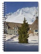 Timberline Lodge Spiral Notebook