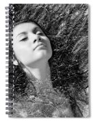 Time And Tide Spiral Notebook