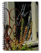 Time Does Not Count Anymore Spiral Notebook