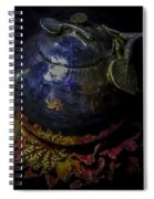 Time For Tea Spiral Notebook