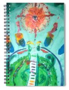 Time For Transformation Spiral Notebook