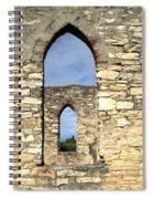 Time Passages Spiral Notebook