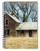 Time Passed Spiral Notebook
