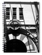 Time Stands Still Spiral Notebook