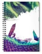 Time Surfer Spiral Notebook