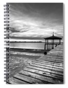 Time To Fish Spiral Notebook