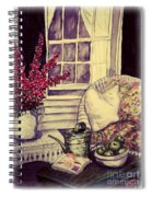 Time To Relax Spiral Notebook