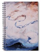 Time To Share  Spiral Notebook