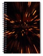 Time Travel Spiral Notebook