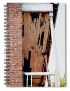 Time Worn Spiral Notebook