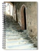 Time-worn Passage Spiral Notebook