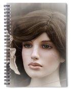 Timeless Beauty 2 Spiral Notebook