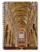 Timeless Gothic  Spiral Notebook
