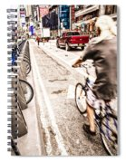 Times Square Ride Spiral Notebook