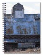 Tin Grainery Spiral Notebook