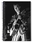 Tin Machine - David Bowie Spiral Notebook