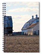 Tin Roof Farm Spiral Notebook