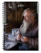 Tin Smith - Making Toys For Children Spiral Notebook