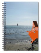 Tin Whistle 3 Spiral Notebook