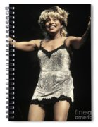 Tina Turner Spiral Notebook