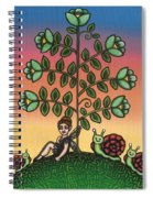 Tinas Family Spiral Notebook