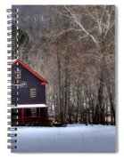 Tinglers Mill Paint Bank Spiral Notebook