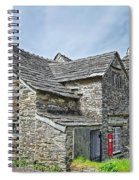 Tintagel Post Office  Spiral Notebook