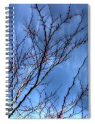 Tiny Blossoms Spiral Notebook